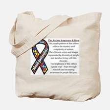 Ribbon meaning.png Tote Bag