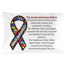 Ribbon Meaning.png Pillow Case
