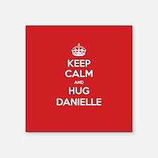 Hug Danielle Sticker