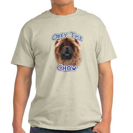 Chow Obey Light T-Shirt