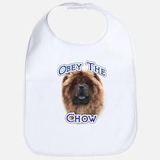 Chow Obey Bib