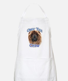 Chow Obey BBQ Apron