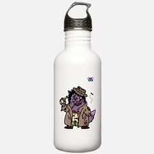 TRAMPY CAT Water Bottle