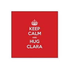 Hug Clara Sticker