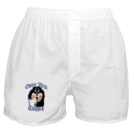 Collie Obey Boxer Shorts