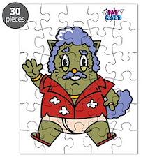 RICHIE CAT Puzzle