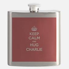 Hug Charlie Flask