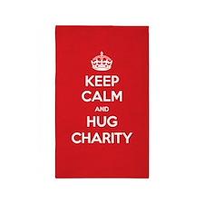 Hug Charity 3'x5' Area Rug