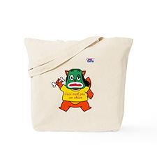 JAKE FAKE CAT Tote Bag