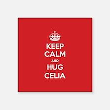 Hug Celia Sticker