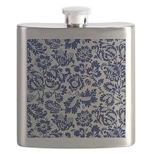 William Morris Venetian Flask