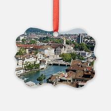 Zurich 002 Ornament