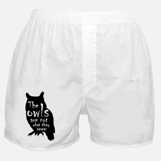 Cool Twinpeakstv Boxer Shorts
