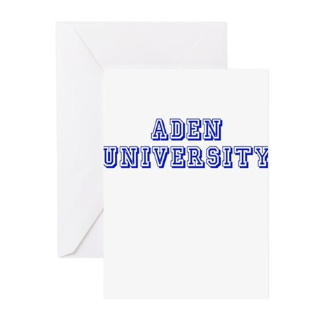 Aden University Greeting Cards (Pk of 10)