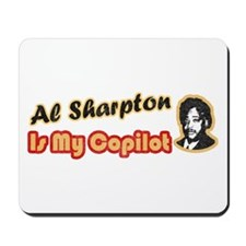 Al Sharpton CoPilot Mousepad