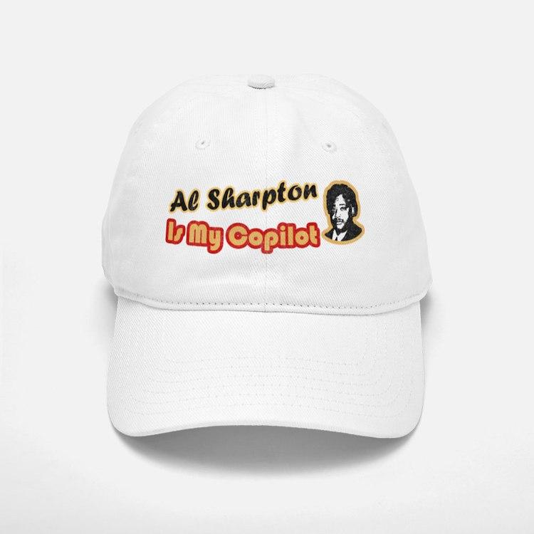 Al Sharpton CoPilot Baseball Baseball Cap
