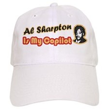 Al Sharpton CoPilot Baseball Cap