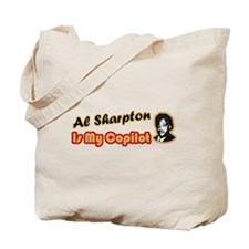 Al Sharpton CoPilot Tote Bag