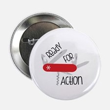 "Ready For Action 2.25"" Button"