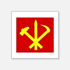 Korean Workers Party Sticker