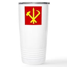 Korean Workers Party Travel Mug
