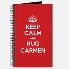 Hug Carmen Journal