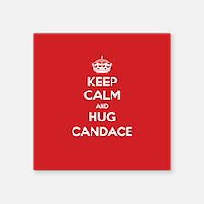 Hug Candace Sticker