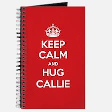 Hug Callie Journal