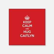 Hug Caitlyn Sticker
