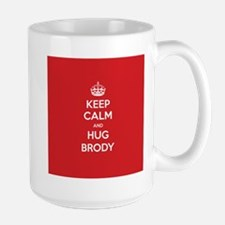 Hug Brody Mugs