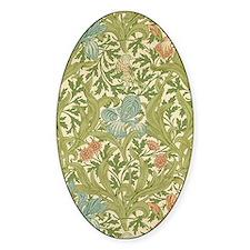 William Morris Iris Decal