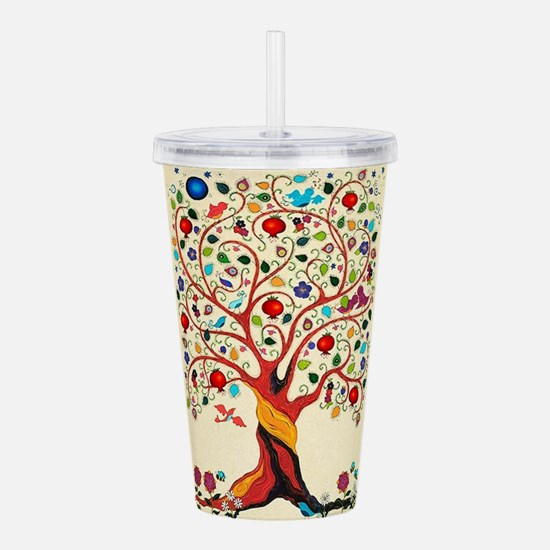 TREE OF LIFE 7 Acrylic Double-wall Tumbler