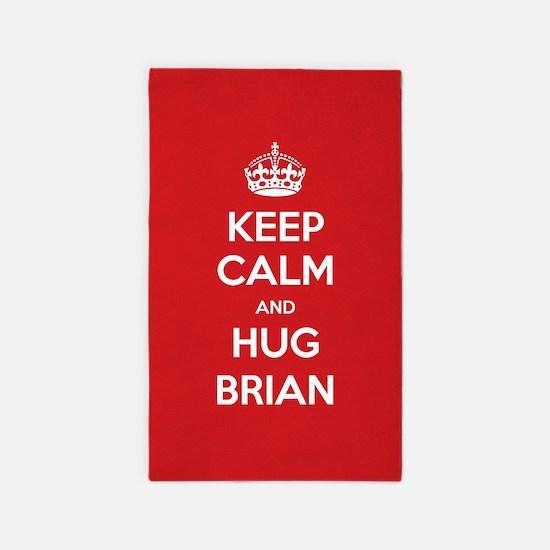 Hug Brian 3'x5' Area Rug