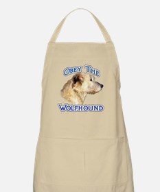 Wolfhound Obey BBQ Apron