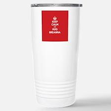 Hug Breanna Travel Mug