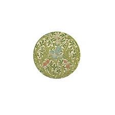 William Morris Iris Mini Button