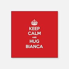 Hug Bianca Sticker