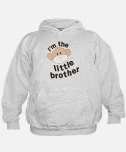 little brother monkey Hoodie
