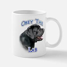 Lab Obey Mug