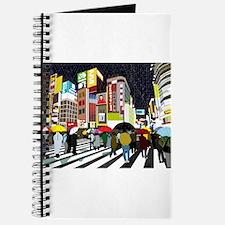 UMBRELLAS IN TOKYO RAIN Journal