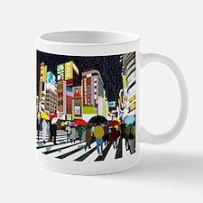 UMBRELLAS IN TOKYO RAIN Mugs