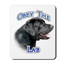 Lab Obey Mousepad