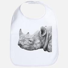 Black Rhino Bib