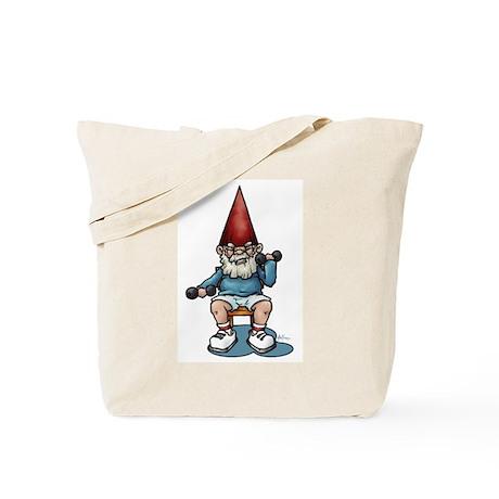 Sit 'N Be FIt Gnome Tote Bag
