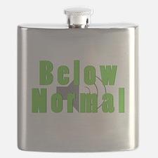 Below Normal Flask