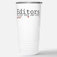 Unique Humanities Travel Mug