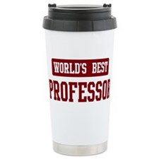 Cute Professor Travel Mug