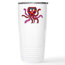 Spunky Octopus Travel Mug