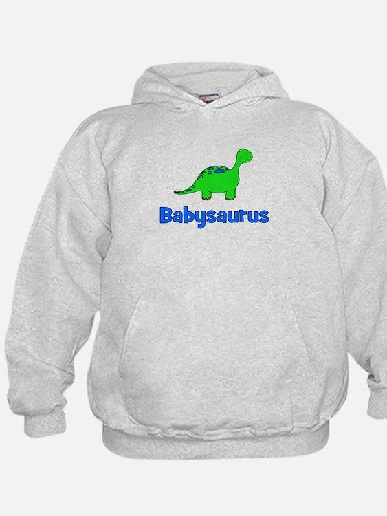 Babysaurus dinosaur Hoodie