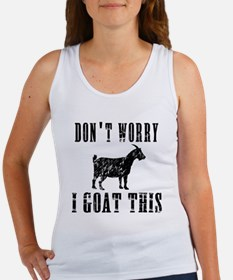 I Goat This Tank Top